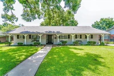 Fort Worth Single Family Home For Sale: 4529 Cloudview Road