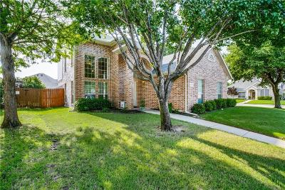 North Richland Hills Single Family Home Active Kick Out: 6712 Lucas Lane