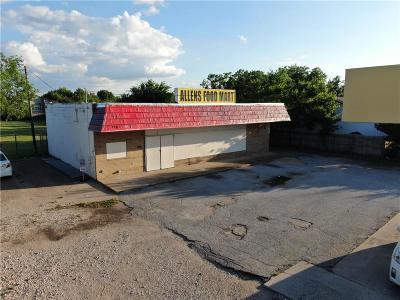 Dallas County, Collin County, Rockwall County, Ellis County, Tarrant County, Denton County, Grayson County Commercial For Sale: 718 E Main Street