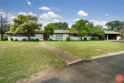 Brownwood Single Family Home For Sale: 4415 Austin Avenue