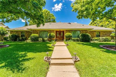Fort Worth Single Family Home For Sale: 6954 Battle Creek Road