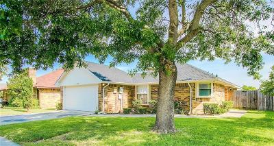 Carrollton Single Family Home For Sale: 2207 Placid Drive