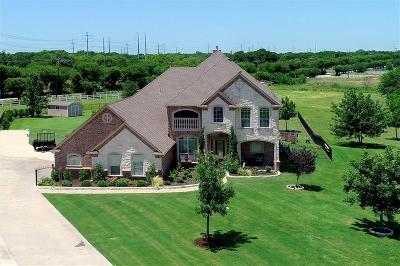 Tarrant County Single Family Home Active Option Contract: 11955 Hackney Court