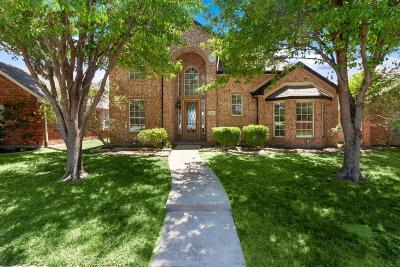 Mckinney Single Family Home For Sale: 2405 Vail Drive