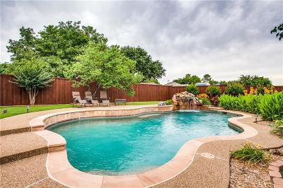 Sachse Single Family Home Active Option Contract: 4807 Springtree Lane