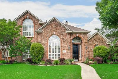 Coppell Single Family Home For Sale: 1336 Coral Drive