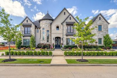 Southlake Single Family Home For Sale: 1024 Delacroix Drive