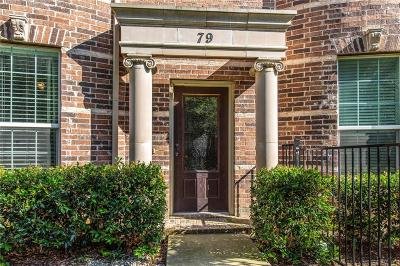 Lewisville Condo For Sale: 2500 Rockbrook Drive #6A-79