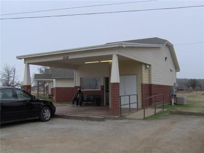 Ranger Commercial For Sale: 801 S Commerce