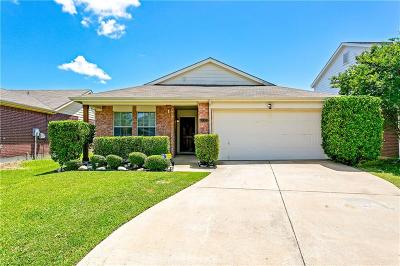 Cross Roads Single Family Home Active Contingent: 9004 Chisholm Trail