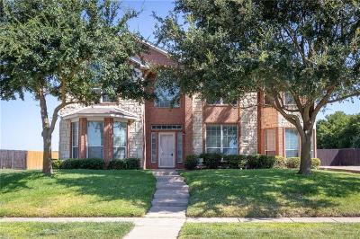 Glenn Heights Single Family Home For Sale: 925 Mockingbird Lane