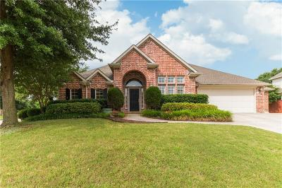 Mckinney Single Family Home For Sale: 2108 Covey Glen Road