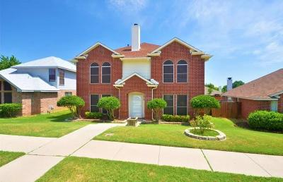 Lewisville Single Family Home For Sale: 1416 Saint Gallen Lane