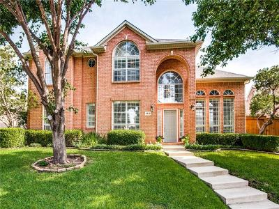 Irving Single Family Home For Sale: 9519 Windy Hollow Drive