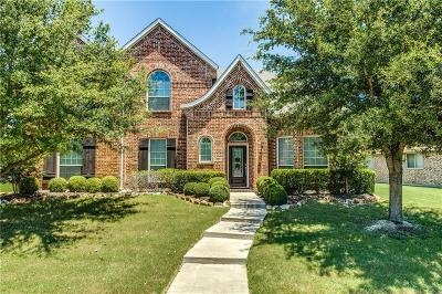 Allen Single Family Home For Sale: 1021 Sunrise Drive