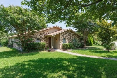 Desoto Single Family Home Active Option Contract: 116 N Crestwood Boulevard