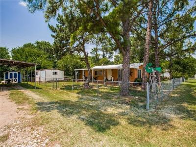 Denton Single Family Home For Sale: 1965 Lake Vista Lane