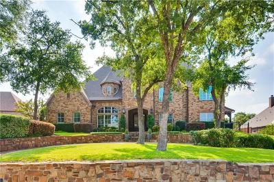 Keller Single Family Home Active Option Contract: 504 Spicewood Court