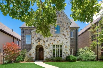 Fort Worth Single Family Home For Sale: 4725 Lafayette Avenue