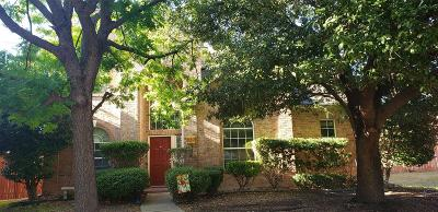 Coppell Single Family Home For Sale: 632 Forest Hill Drive
