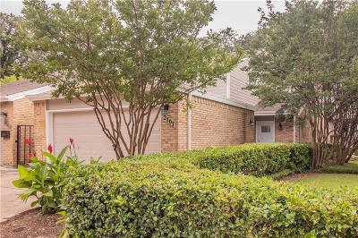 Carrollton Townhouse For Sale: 2707 Creek Wood Court