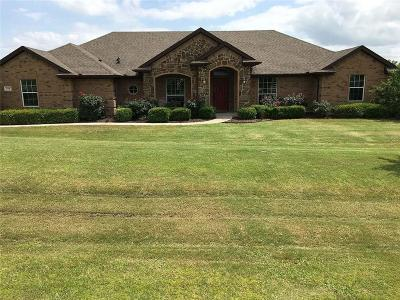 Weatherford Single Family Home For Sale: 104 Owen Circle