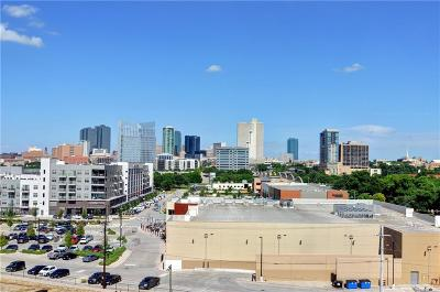 Fort Worth Condo For Sale: 2600 W 7th Street #2646