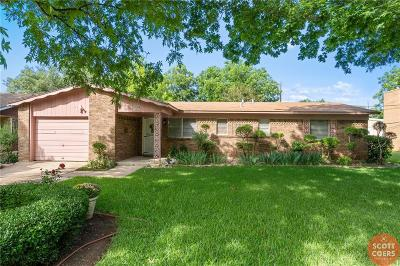 Brownwood Single Family Home Active Option Contract: 3508 3rd Street