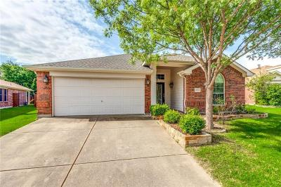North Richland Hills Single Family Home Active Option Contract: 6838 Dream Dust Drive