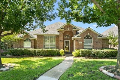 Irving Single Family Home For Sale: 9612 Cliffside Drive