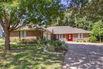 Azle Single Family Home For Sale: 1516 Westcreek Drive