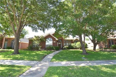 Lewisville Single Family Home For Sale: 1654 Waterford Drive