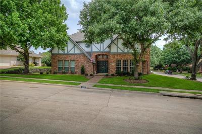 Mckinney Single Family Home For Sale: 1123 Brook Hill Road
