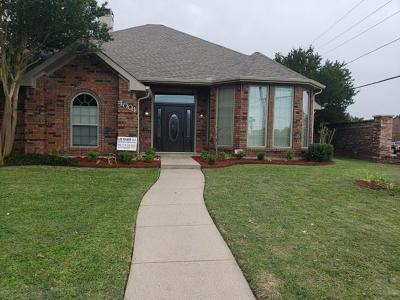 Single Family Home For Sale: 4004 Lawngate Drive