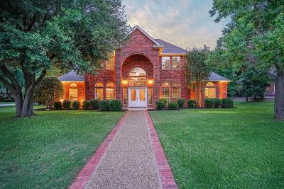 Southlake Single Family Home For Sale: 1001 Chimney Hill Trail
