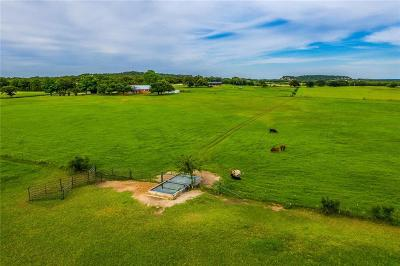 Palo Pinto County Farm & Ranch Active Option Contract: 20651 S Highway 281