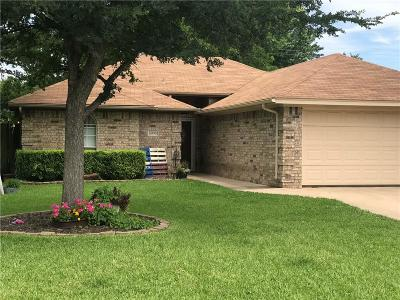 Cooke County Single Family Home Active Option Contract: 1006 Oxford Drive