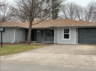 Denton Single Family Home For Sale: 1801 Cordell Street
