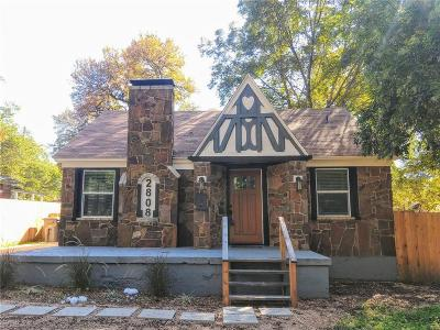 Dallas County Single Family Home For Sale: 2808 Alden Avenue