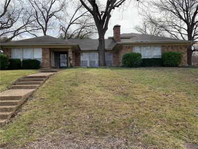 Rockwall Single Family Home For Sale: 1905 S Lakeshore Drive