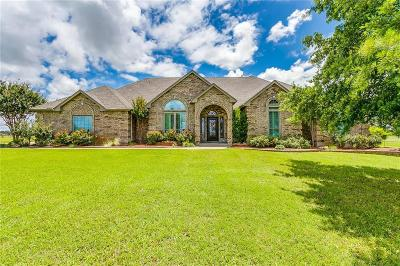 Fort Worth Single Family Home For Sale: 607 Hollyridge Lane