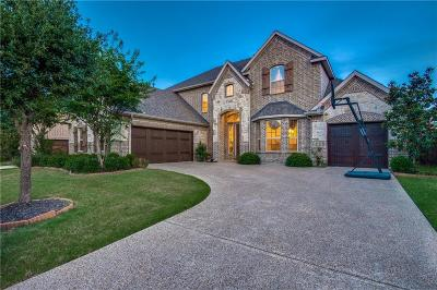 Keller Single Family Home For Sale: 1520 Wagonwheel Trail
