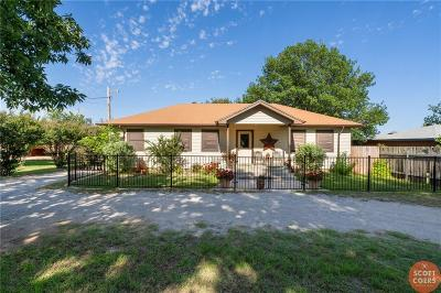 Brownwood Single Family Home Active Option Contract: 4350 Fm 3021