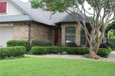 Dallas County Single Family Home For Sale: 2826 Laurel Oaks Drive