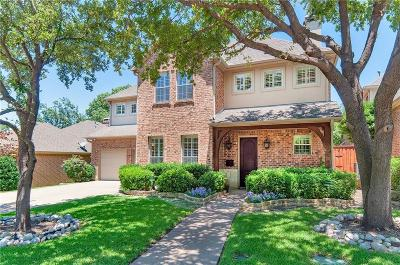 Farmers Branch Single Family Home For Sale: 12939 Epps Field Road