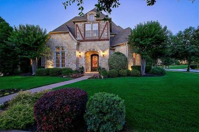 Southlake Single Family Home Active Option Contract: 2101 Vail Road
