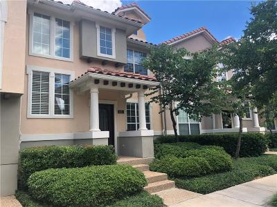 Irving Townhouse For Sale: 445 Arbol