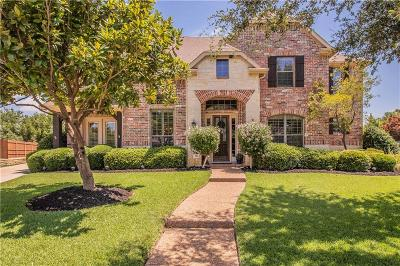 Keller Single Family Home For Sale: 628 Unbridled Lane