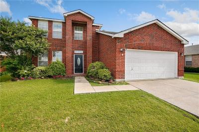 Little Elm Single Family Home For Sale: 2209 Willow Drive