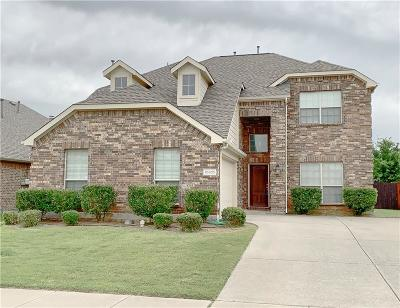 Mckinney Single Family Home For Sale: 10405 Canyon Lake